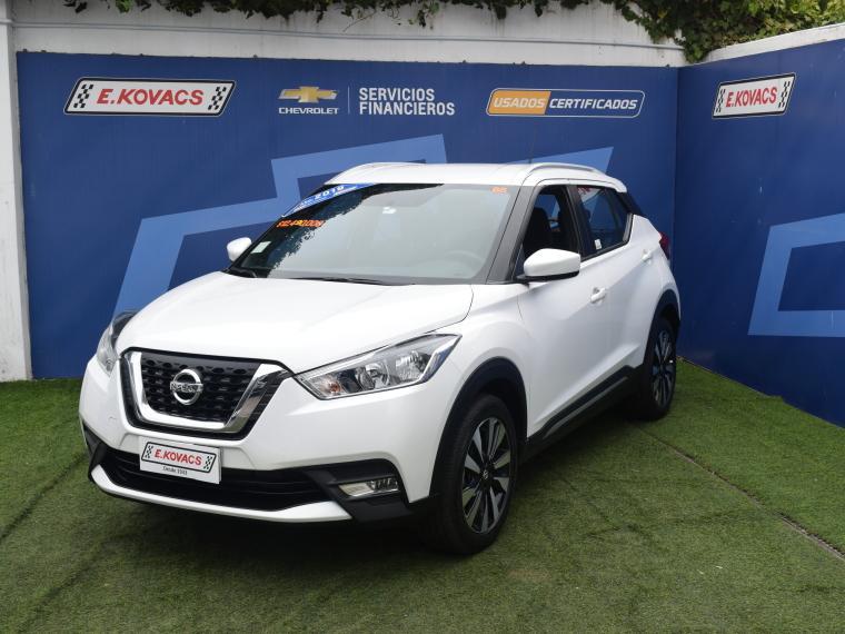 Camiones Kovacs Nissan Kicks 1.6 at 2019