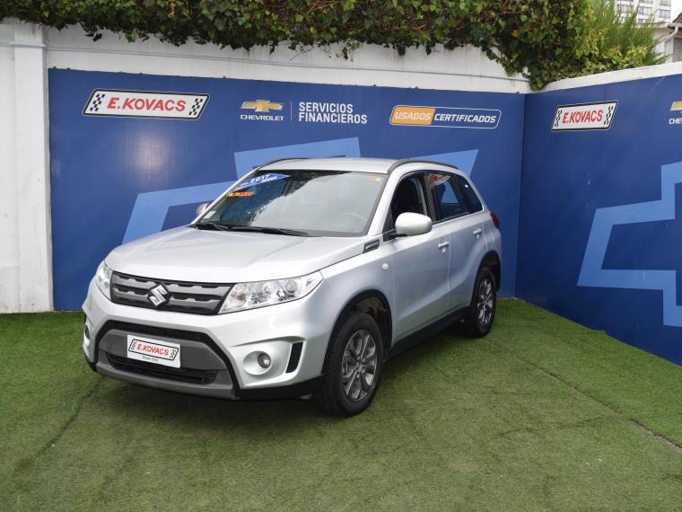 Camionetas Kovacs Suzuki Vitara mec 1.6 4x2 gls 2017