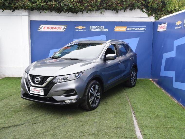 Camionetas Kovacs Nissan Qashqai advance 2.0 2018