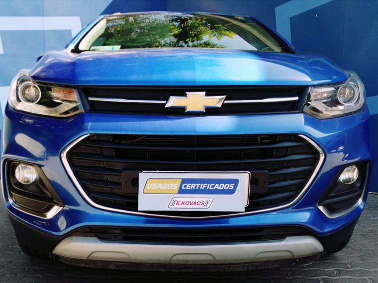 chevrolet tracker awd1.8 aut