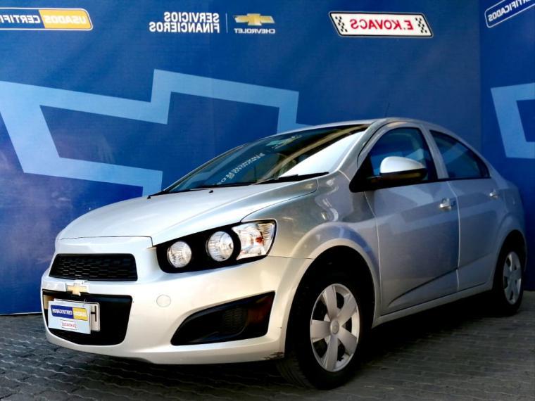 Autos Kovacs Chevrolet Sonic 1.6 2015