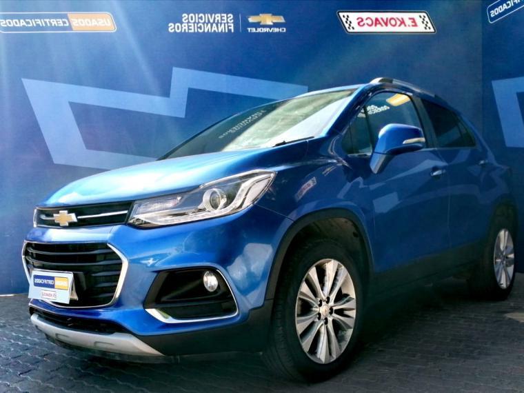 Camionetas Kovacs Chevrolet Tracker awd1.8 aut 2018
