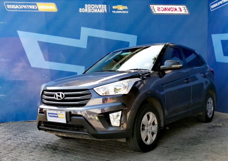 Camionetas Kovacs Hyundai Creta gs 1.6 2018