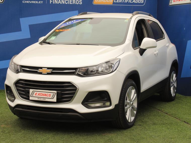 Camionetas Kovacs Chevrolet Tracker ls 1.8 2017
