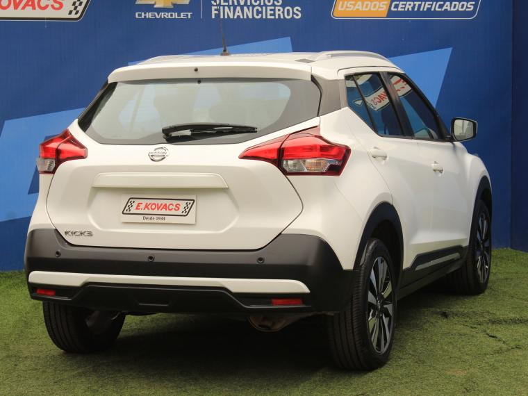 nissan kicks mec 1.6 4x2 advance
