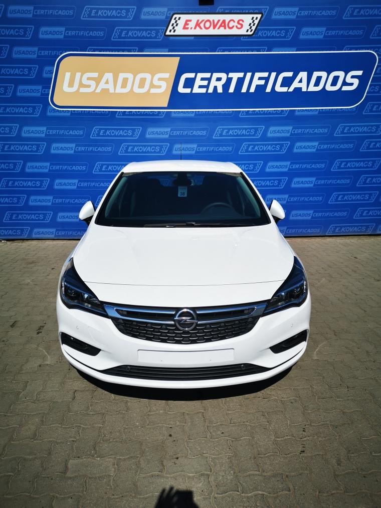 Autos Kovacs Opel Astra enjoy hb5 1.4 mt 2019