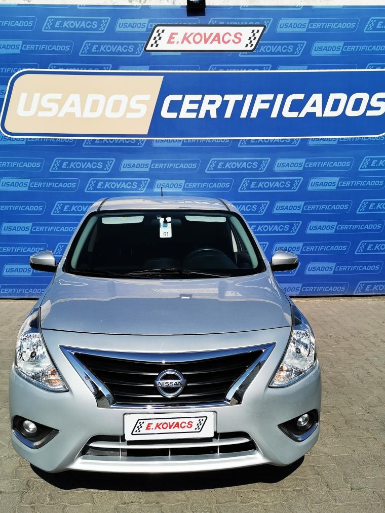 Autos Kovacs Nissan Versa sense 1.6 2017