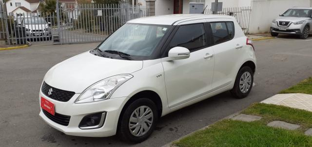 Autos Automotora RPM Suzuki Swift 1.2 gl full 2016
