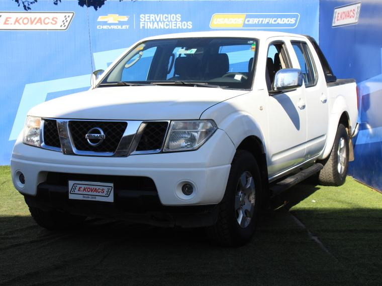 Camionetas Kovacs Nissan Navara aut 2.5 4x4 le 2013