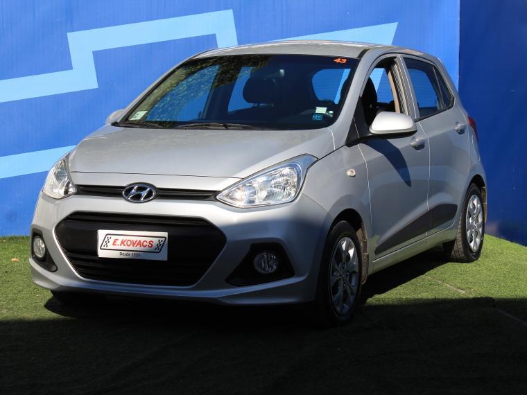 Furgones Kovacs Hyundai I-10 mec 1.2 4x2 ba gls 1 2016