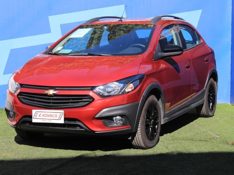 Furgones Kovacs Chevrolet Onix activ 1.4 2020