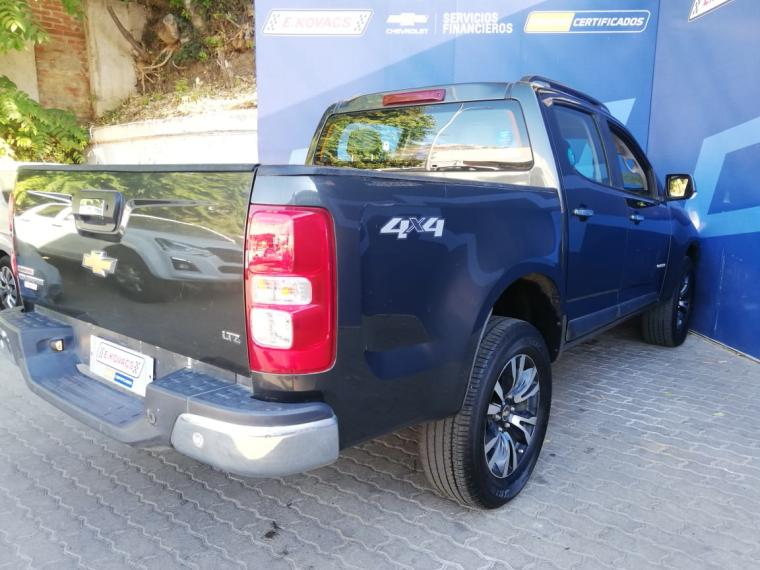 chevrolet colorado dcab 4x4 2.8 at