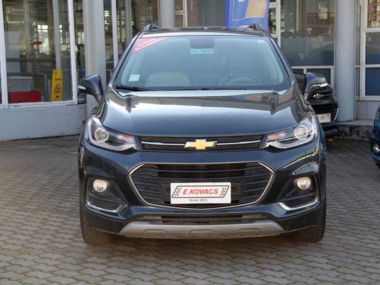chevrolet tracker lt 1.8