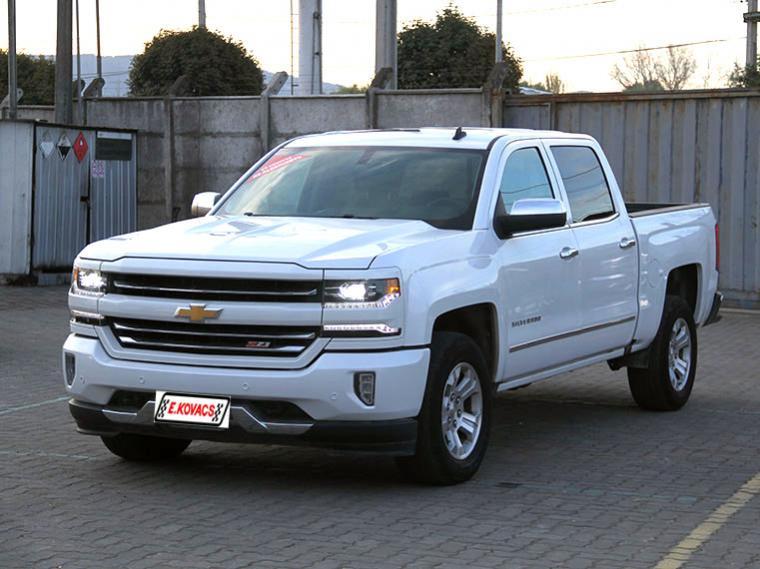 Camionetas Kovacs Chevrolet Silverado ltz 4wd 5.3 2018