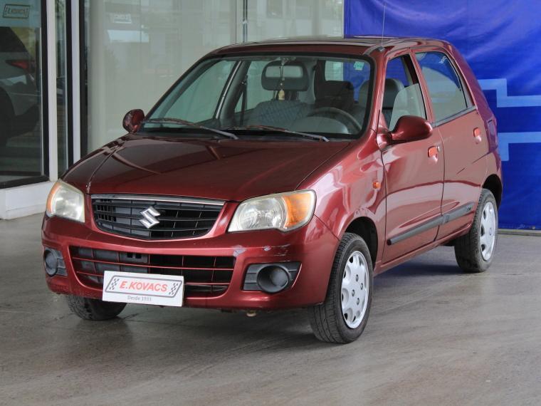 Autos Kovacs Suzuki Alto k10 dlx hb 1.0 2014