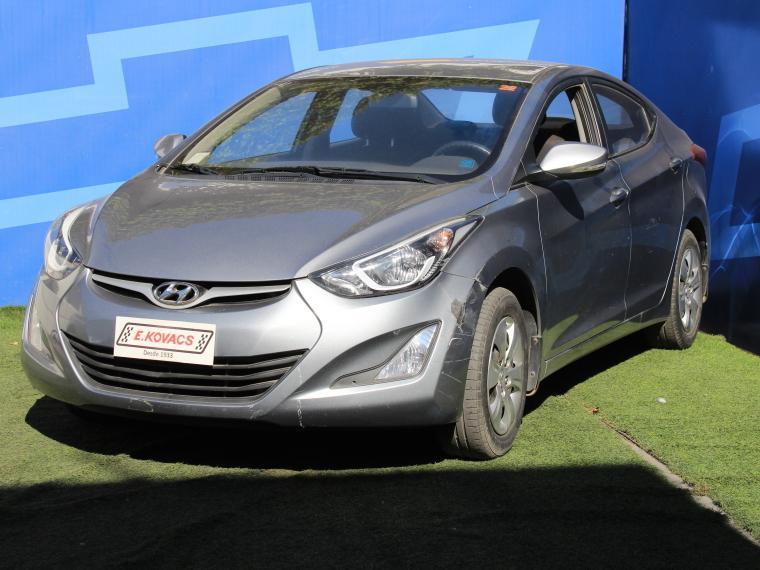 Autos Kovacs Hyundai Elantra mec 1.6 4x2 gl 1.6 2014