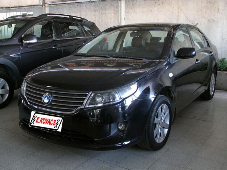Autos Kovacs Geely Kuv100 1.5 2015