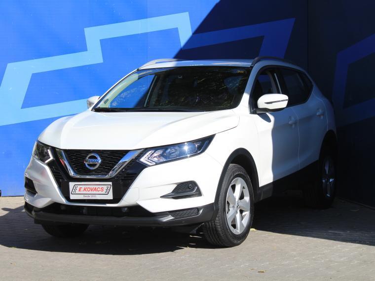 Camionetas Kovacs Nissan Qashqai sense 2.0 2020