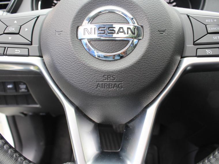 nissan x-trail 4x4 cvt 2.5 aut