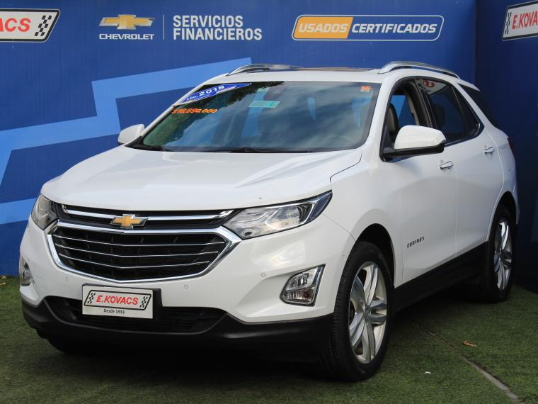 Autos Kovacs Chevrolet Equinox 1.5t premium awd 2018