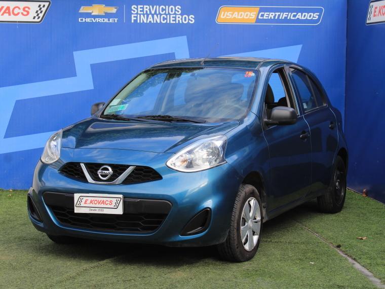 Autos Kovacs Nissan March sport drive 1.6 2017