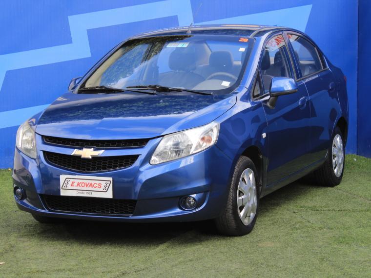 Autos Kovacs Chevrolet Sail nb 1.4 2012