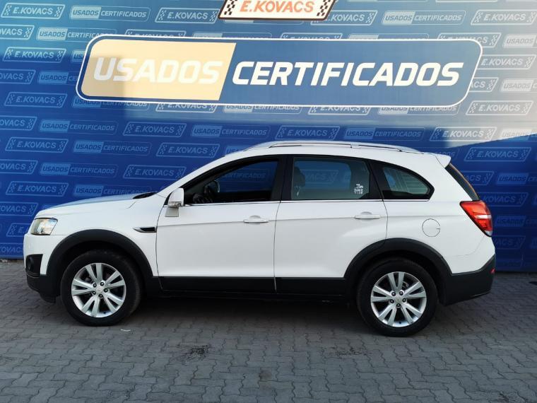Camionetas Kovacs Chevrolet Captiva lt full awd 2.2.aut 2.2 4x4 lt full 2014