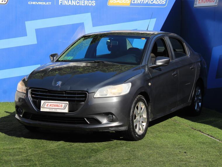 Autos Kovacs Peugeot 301 allure  vti 1.6mec 1.6 4x2 sedan 2013
