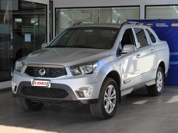 Camionetas Kovacs Ssangyong Actyon-sport sport2.2 at 2019