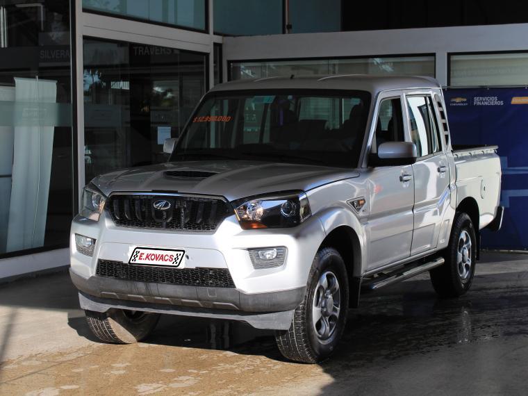 Camionetas Kovacs Mahindra Pik-up d cab crde 4p 2.2 2020