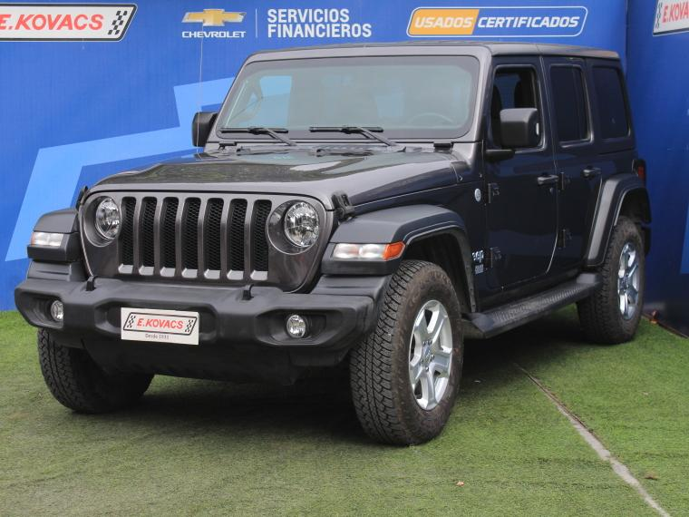 Camionetas Kovacs Jeep Wrangler sport 3.6 aut 2019