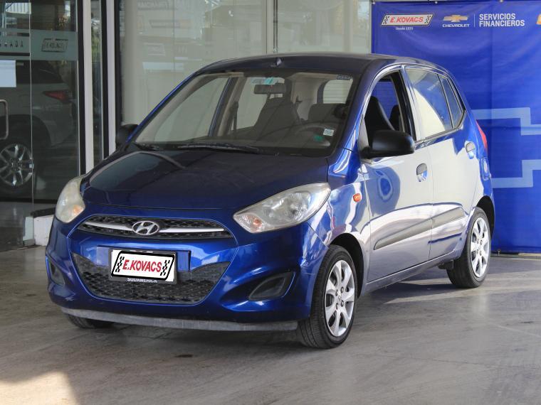 Furgones Kovacs Hyundai I-10 gl 1.1 2012