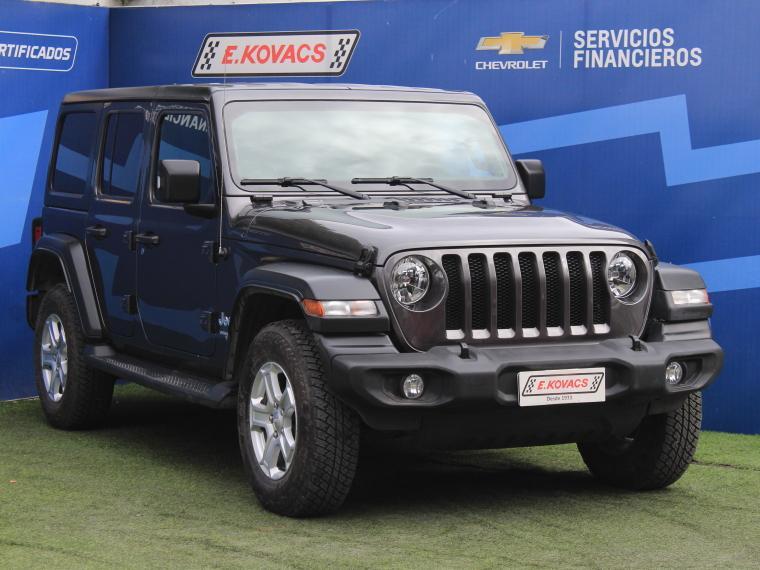 jeep wrangler sport 3.6 aut