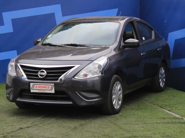 Autos Kovacs Nissan Versa mec 1.6 4x2 sense 2018
