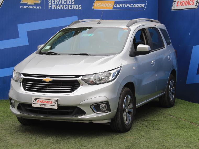 Furgones Kovacs Chevrolet Spin 1.8l mt/at 2020