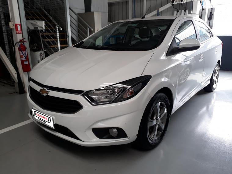 Furgones Kovacs Chevrolet Prisma ltz 1.4 aut 2017