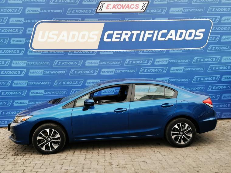 Autos Kovacs Honda Civic ex 1.8 at 2015