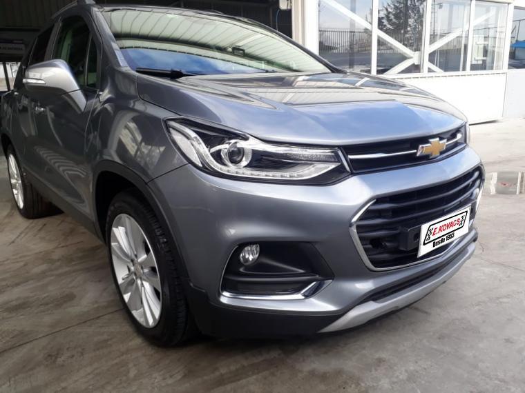 Camionetas Kovacs Chevrolet Tracker lt 1.8 2019