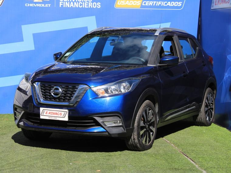 Camiones Kovacs Nissan Kicks advance 1.6 2017