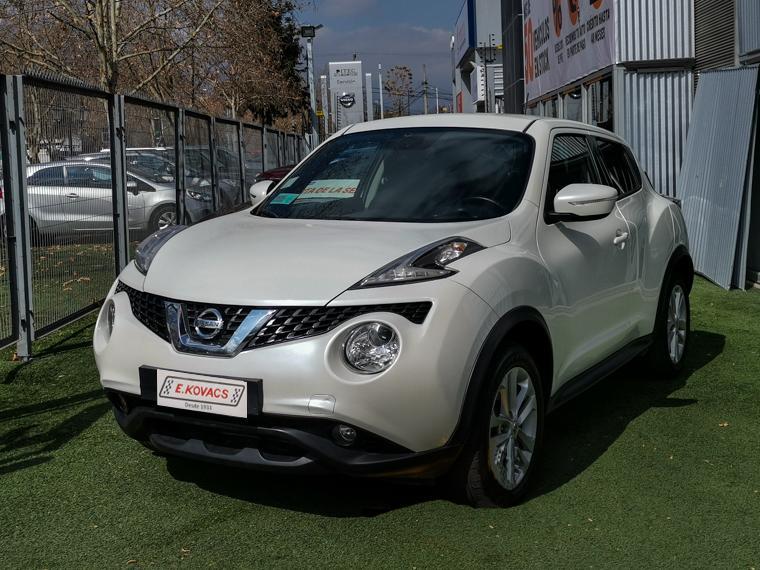 Autos Kovacs Nissan Juke 1.6 2017