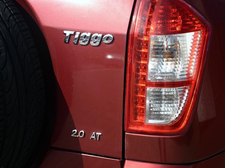 chery tiggo new tiggo aut