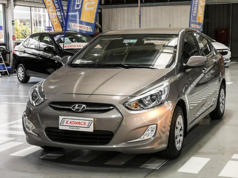 Autos Kovacs Hyundai Accent 1.4 2018