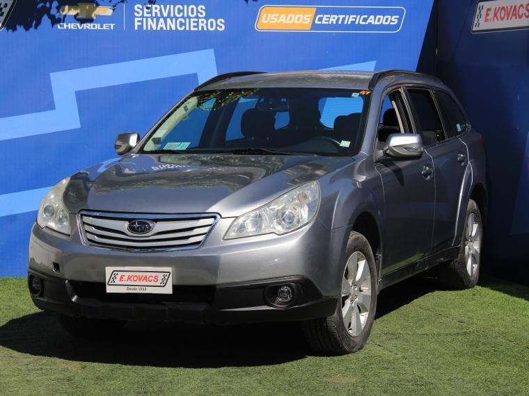 Camionetas Kovacs Subaru Outback all new xs awd 2.5i 2012
