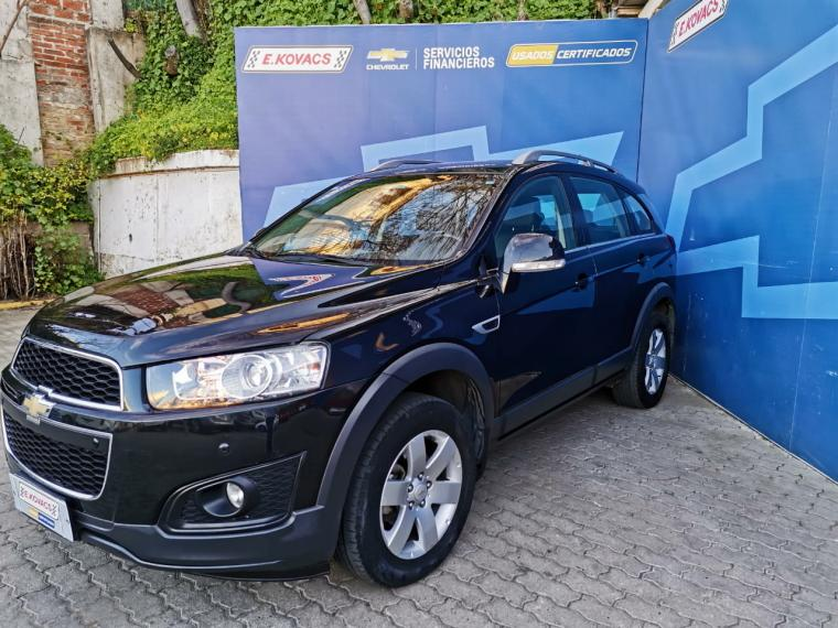 Camionetas Kovacs Chevrolet Captiva iv lt sa 2.4 at 2014