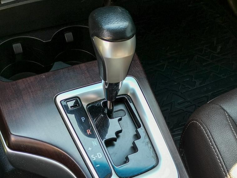 toyota fortuner srx 2.7 aut