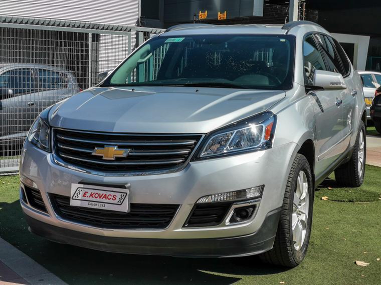 Camionetas Kovacs Chevrolet Traverse 1lt 3.6 2018