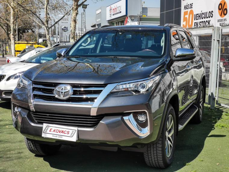Camionetas Kovacs Toyota Fortuner srx 2.7 aut 2018