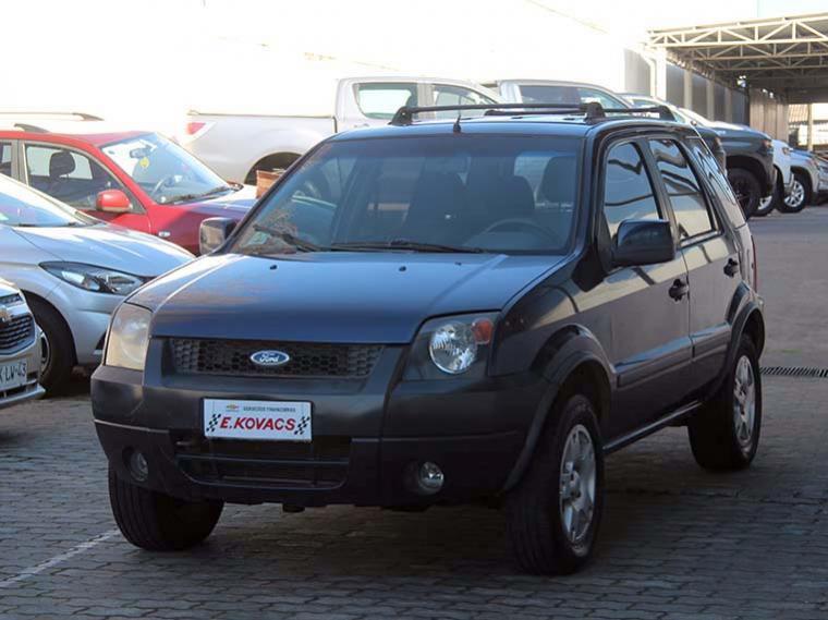 Autos Kovacs Ford Ecosport xlt 2.0 2005