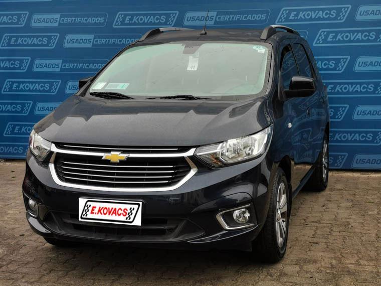Furgones Kovacs Chevrolet Spin 1.8l mt/at 2019