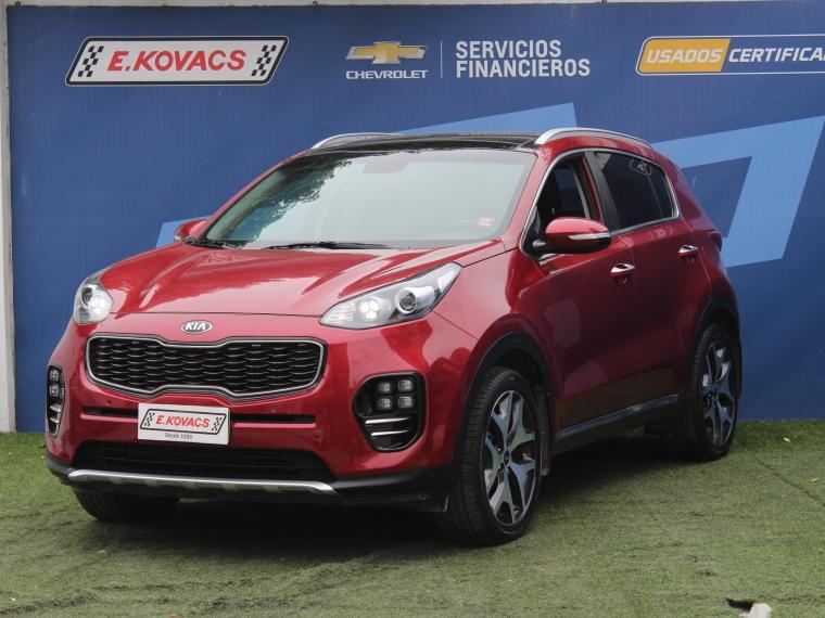 Camionetas Kovacs Kia Sportage gtl 2.0 aut 2017